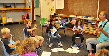 Music - summer camps ages 5-10 Proud Performers - Courses - BVSD Lifelong Learning