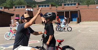 Biking - summer camps ages 5-10 Modern Movement - Courses - BVSD Lifelong Learning