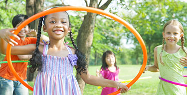 Hula Hoop/Circus - summer camps ages 5-10 Proud Performers - Courses - BVSD Lifelong Learning