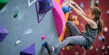 Rock Climbing - summer camps ages 5-10 Modern Movement - Courses - BVSD Lifelong Learning