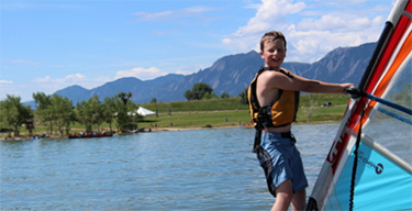 Paddleboard + Windsurfing + Sailing - summer camps ages 5-10 Athleticism - Courses - BVSD Lifelong Learning