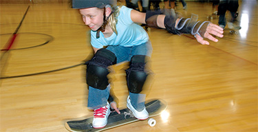 Skateboarding - summer camps ages 5-10 Athleticism - Courses - BVSD Lifelong Learning