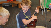 music lessons - guitar / ukulele / violin - summer camps - Courses - BVSD Lifelong Learning