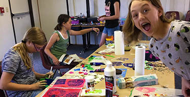 visual Journaling - summer camps ages 10-18 creative juices - Courses - BVSD Lifelong Learning