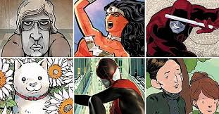 Graphic Novels - summer camps ages 10-18 creative juices - Courses - BVSD Lifelong Learning